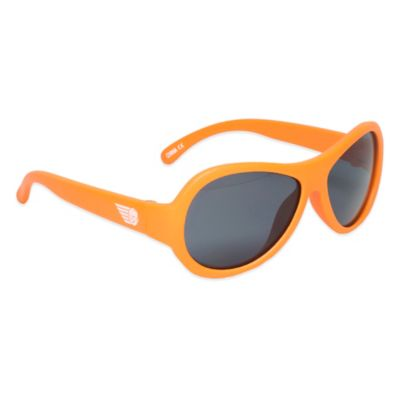 Babiators® Junior Babiators Infant Sunglasses in OMG! Orange