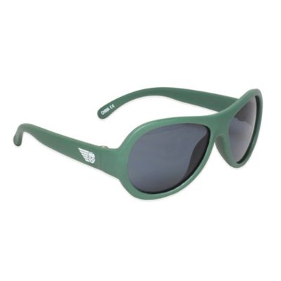 Babiators® Junior Babiators Infant Sunglasses in Marine Green