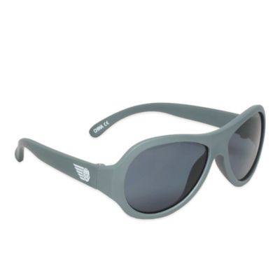 Babiators® Classic Babiators Toddler Sunglasses in Galactic Grey