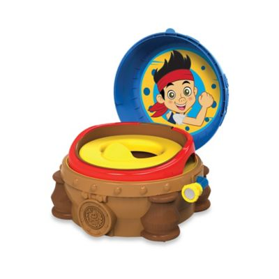 The First Years™ Disney Junior® Jake and the Never Land Pirates 3-in-1 Potty System