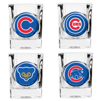 MLB Shot Glasses