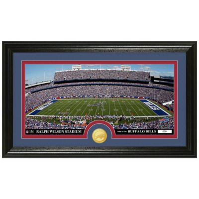 NFL Buffalo Bills Stadium Panoramic Photo Mint