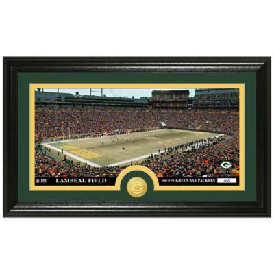 NFL Green Bay Packers Stadium Panoramic Photo Mint