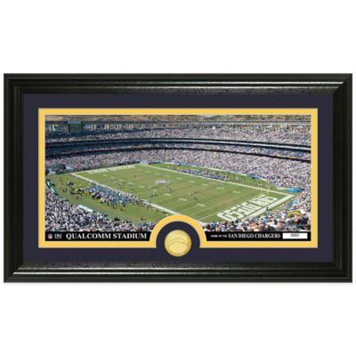 NFL San Diego Chargers Stadium Panoramic Photo Mint
