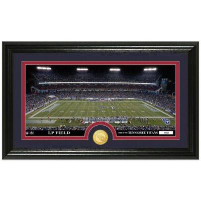 NFL Tennessee Titans Stadium Panoramic Photo Mint