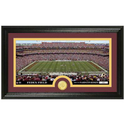 NFL Washington Redskins Stadium Panoramic Photo Mint