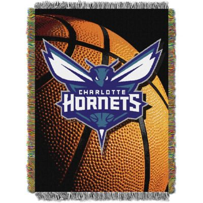 NBA Charlotte Hornets Tapestry Throw Blanket