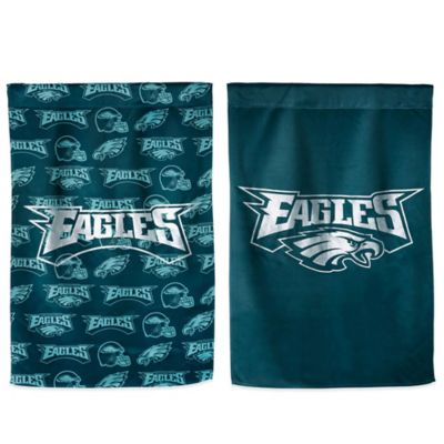 NFL Philadelphia Eagles Double-Sided Vertical Glitter Flag