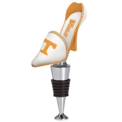 University of Tennessee High-Heel Shoe Bottle Stopper