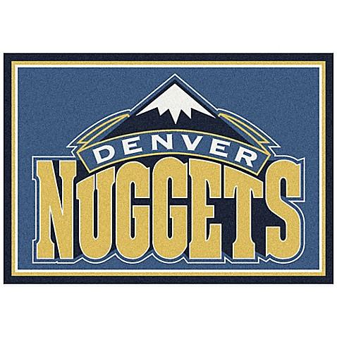 NBA Denver Nuggets Spirit Rug