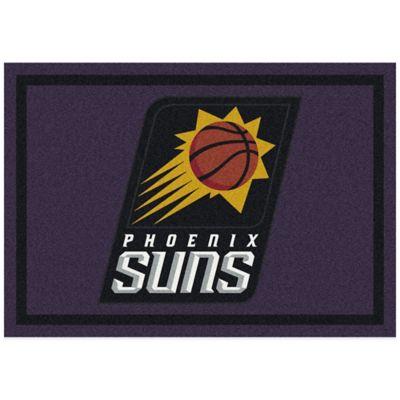 NBA Phoenix Suns Spirit 2-Foot 8-Inch x 3-Foot 10-Inch Rug