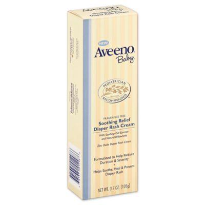 Aveeno® Soothing Relief Diaper Rash Cream