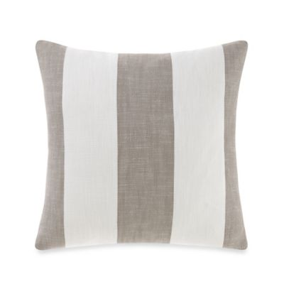 Beige/Ivory Throw Pillows