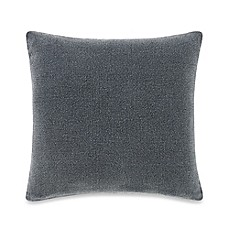 Kenneth Cole Reaction Home Chase Square Throw Pillow In Denim