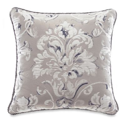 Croscill® Natalia Reversible Square Throw Pillow
