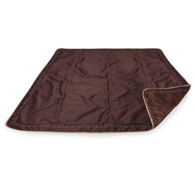 LulyBoo® Easy Roll-Up Blanket Chocolate