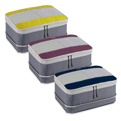 FeatherLight Expandable Small Packing Cube in Plum