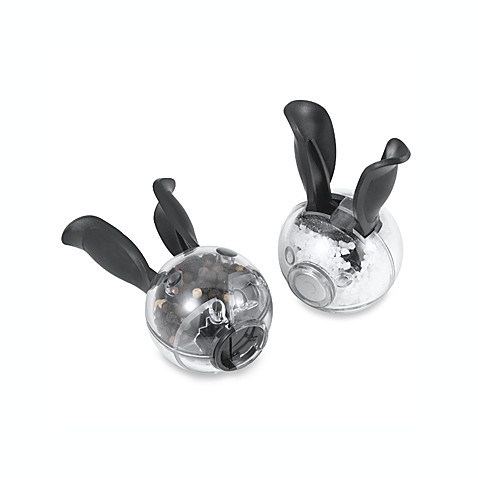 Mini Magnetic Salt and Pepper Set