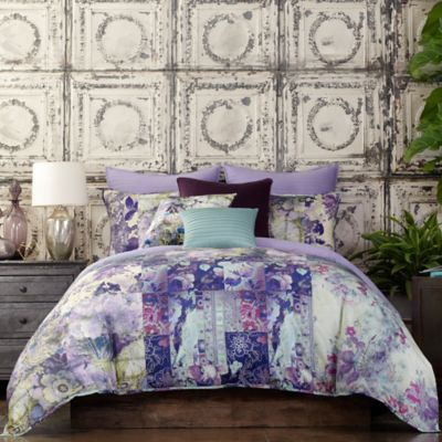 Tracy Porter® Poetic Wanderlust® Kit Full/Queen Comforter Set in Purple