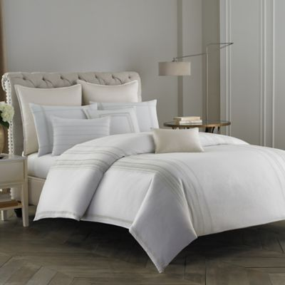 Wedgwood® Intaglio King Duvet Cover