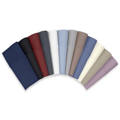 Sheex® Experience Twin Performance Fabric Sheet Set in Taupe