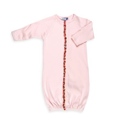 Sippy's Babes® Size 0-6M Convertible Gown in Pink/Rose