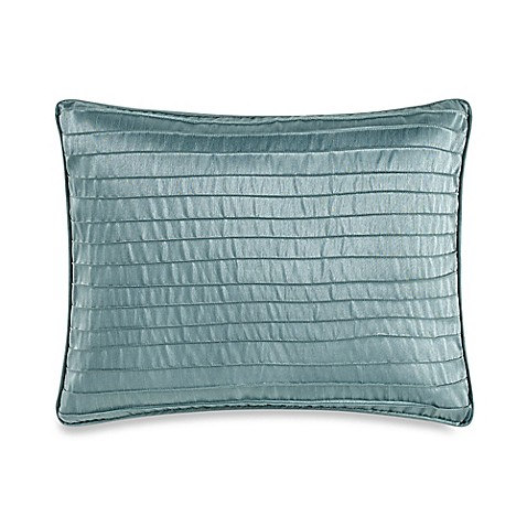 Throw Pillow Kit : Buy Tracy Porter Poetic Wanderlust Kit Silk Oblong Throw Pillow in Light Blue from Bed Bath ...
