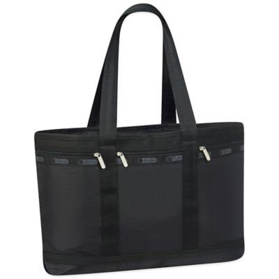 LeSportsac Large Travel Tote in Black