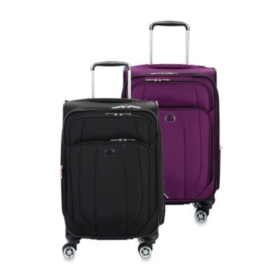Black Delsey Luggage