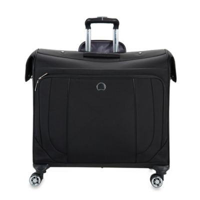 DELSEY Helium Cruise Spinner Garment Bag in Black