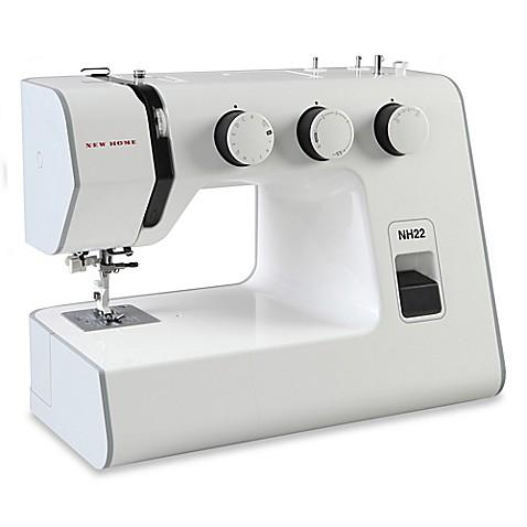 new homes sewing machine