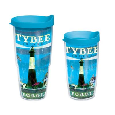 Tervis® Tybee Island Lighthouse 16 oz. Wrap Tumbler with Lid