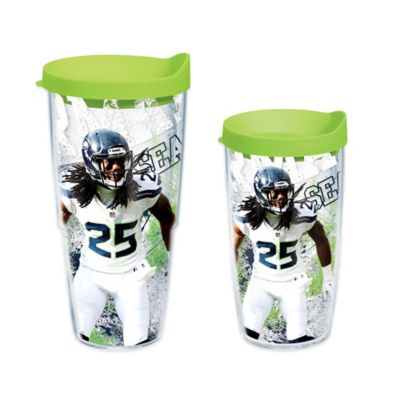 Tervis® NFL Richard Sherman Wrap 16 oz. Tumbler with Lid