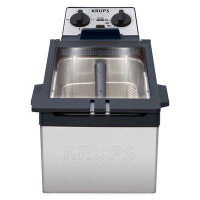 Krups® 4.5-Liter High Performance Deep Fryer