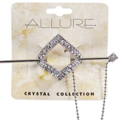 Allure Rhinestone Hair Stick Pin