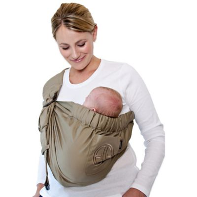 Balboa Baby® Dr. Sears Original Adjustable Baby Sling in Signature Khaki