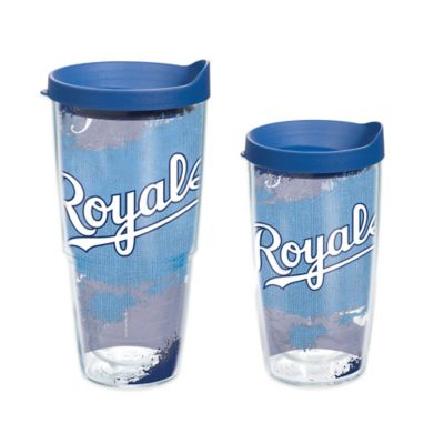 Tervis® MLB Kansas City Royals Distressed Wrap 16 oz. Tumbler with Lid