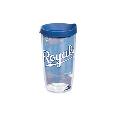 Tervis® MLB Kansas City Royals Distressed Wrap 16 oz. Tumbler with Lid