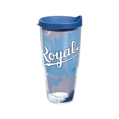 Tervis® MLB Kansas City Royals Distressed Wrap 24 oz. Tumbler with Lid