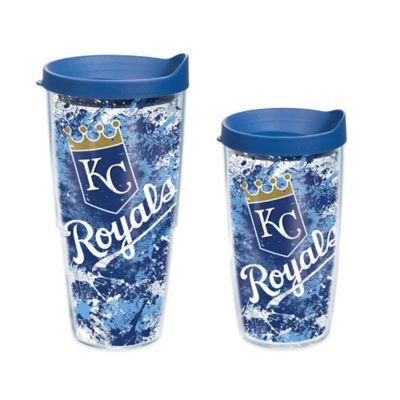 Tervis® MLB Kansas City Royals Splatter Wrap 16 oz. Tumbler with Lid