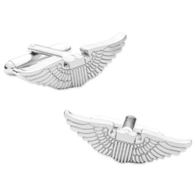Aviator Wing Cufflinks