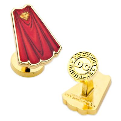 DC Comics Superman Cape Cufflinks