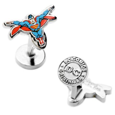 DC Comics Superman Action Cufflinks