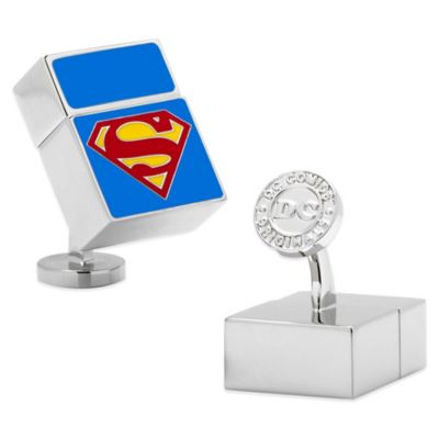 DC Comics Superman USB Cufflinks