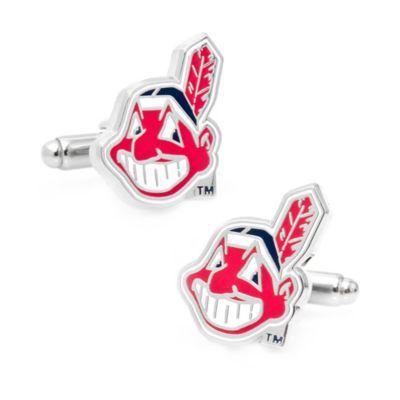 MLB Cleveland Indians Cufflinks
