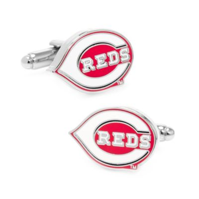 MLB Cincinnati Reds Cufflinks