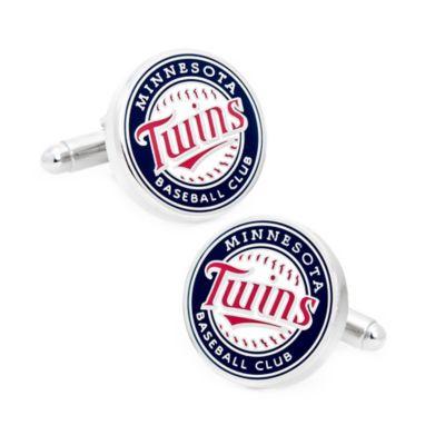 MLB Minnesota Twins Cufflinks
