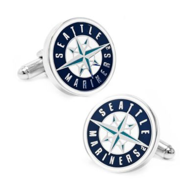 MLB Seattle Mariners Cufflinks