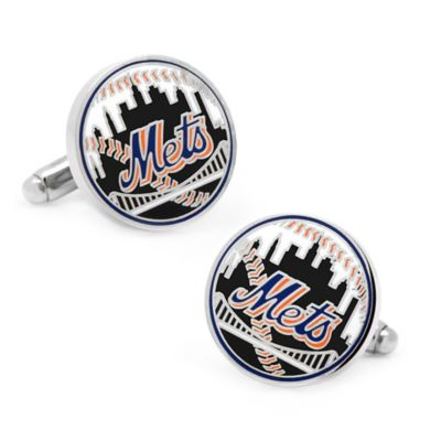 MLB New York Mets Cufflinks