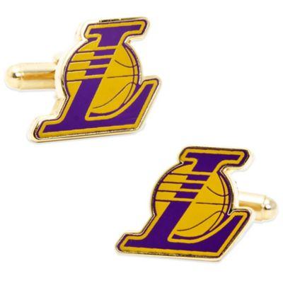 NBA Los Angeles Lakers Cufflinks
